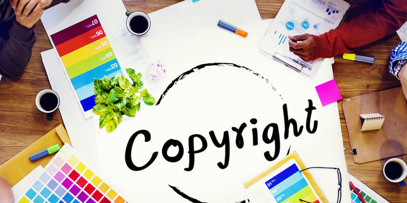 Registration for the Copyright Certificates