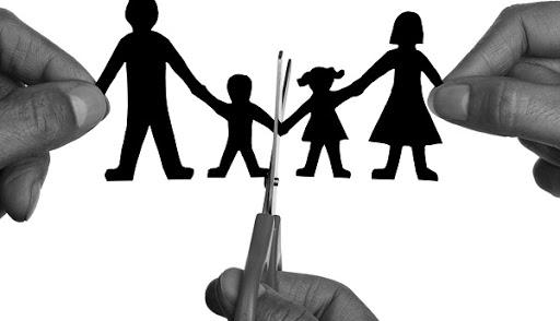 Custody of children in divorce disputes