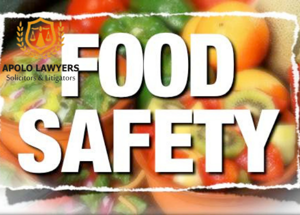 Apply for certificate of hygiene and food safety